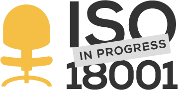 ISO 18001 - In progress!